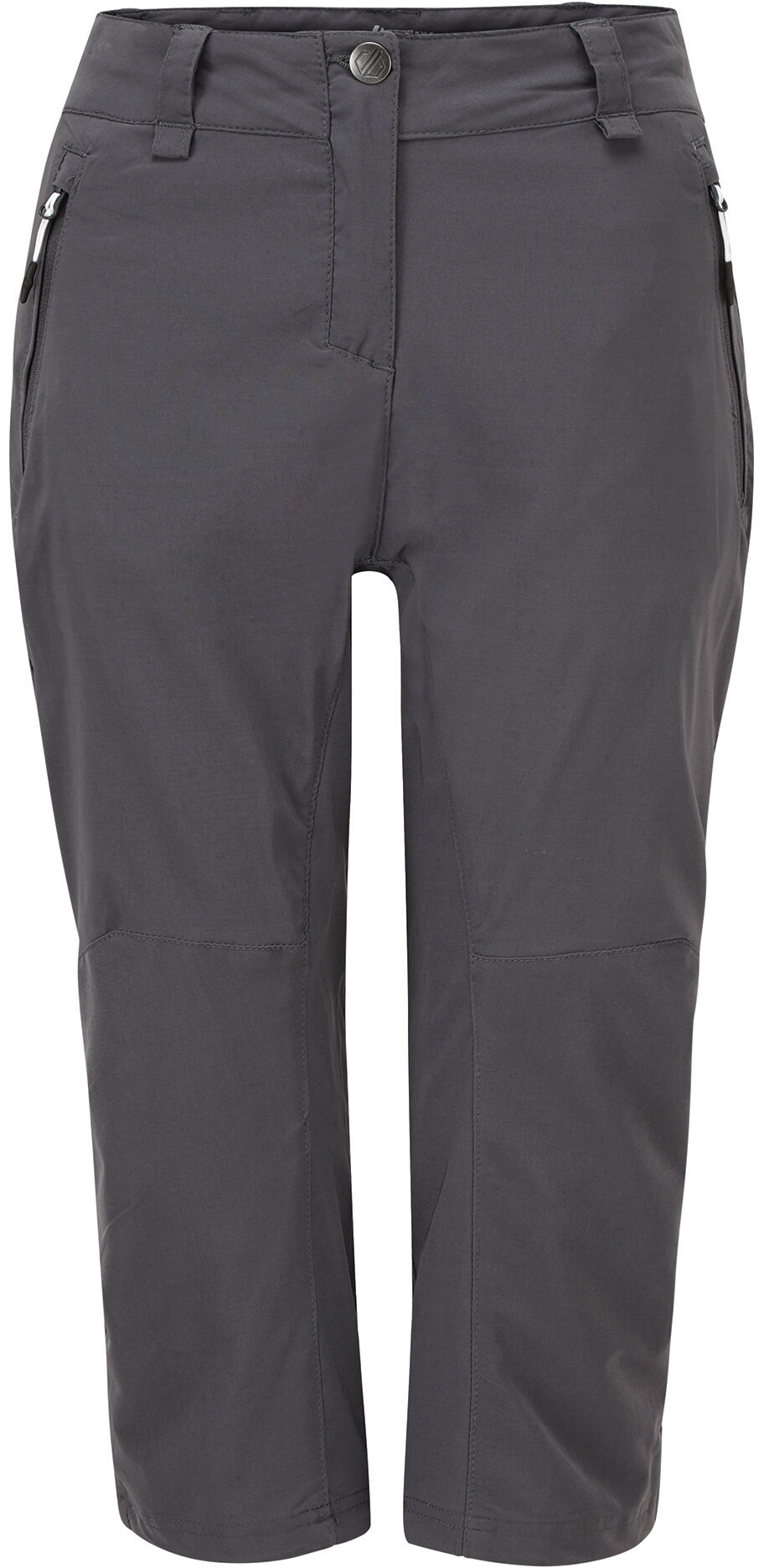 Dare 2b Melodic II 34 Shorts Dames, ebony grey